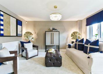 Thumbnail 2 bed flat for sale in Crockford Lane, Basingstoke