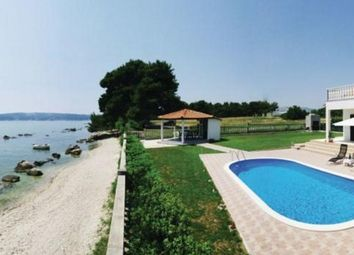 Thumbnail 4 bed villa for sale in First Line Villa By The Beach With A Lovely Plot And Pool!, Kastela, Croatia
