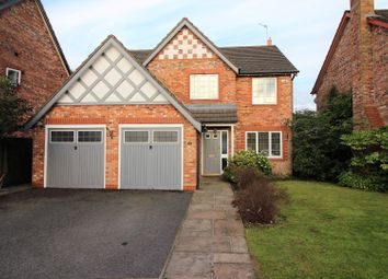 Thumbnail 5 bed detached house for sale in College Court, Macclesfield