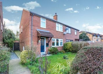 Thumbnail 3 bed semi-detached house for sale in Hopewell Road, Baldock, Hertfordshire, England