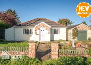 Thumbnail 3 bed detached bungalow for sale in Croeshowell Lane, Rossett, Wrexham