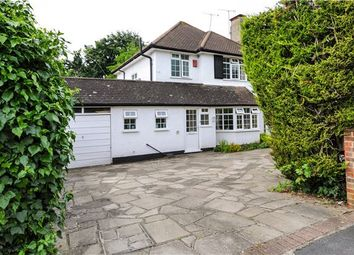 Thumbnail 3 bed detached house for sale in Gravel Hill, Croydon