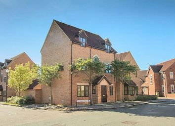 Thumbnail 4 bed detached house for sale in Levens Hall Drive, Westcroft, Milton Keynes