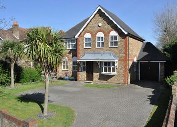 Thumbnail 4 bed detached house for sale in Rodway Road, Bromley