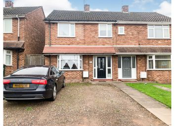 Thumbnail 3 bed semi-detached house for sale in Remembrance Road, Coventry