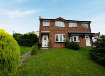 Thumbnail 3 bed semi-detached house for sale in Harvest Hill, Midway, Swadlincote, Derbyshire