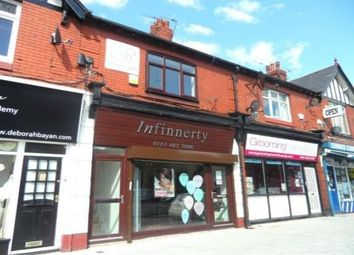 Thumbnail 2 bed flat to rent in Buxton Road, Stockport