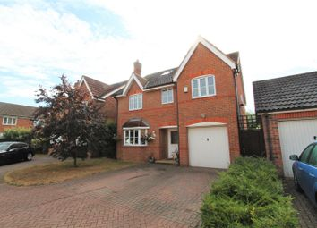 Thumbnail 5 bed detached house for sale in Mulberry Mead, Hatfield