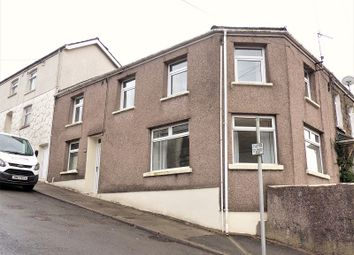 Thumbnail 3 bed end terrace house for sale in Oxford Street, Pontycymer, Bridgend.