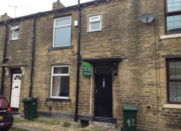 Thumbnail 2 bedroom terraced house to rent in Summer Hill Street, Bradford