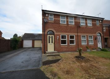 Thumbnail 3 bedroom semi-detached house to rent in Dario Gradi Drive, Crewe