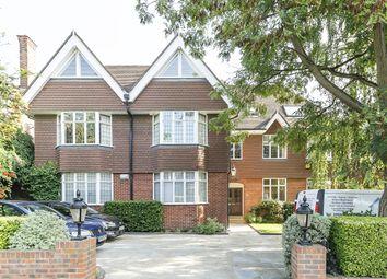 Thumbnail 4 bedroom flat to rent in Greenaway Gardens, London
