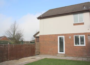 Thumbnail 1 bedroom end terrace house to rent in Long Mead, Yate, South Gloucestershire