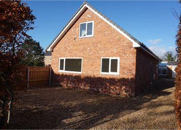 Thumbnail 3 bed detached house for sale in Holmside Lane, Prenton