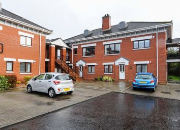 Thumbnail 2 bedroom flat for sale in Cherrytree Walk, Cherryvalley, Belfast