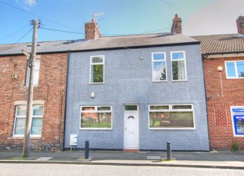 Thumbnail 3 bed terraced house for sale in Grey Street, Brunswick Village, Newcastle Upon Tyne