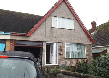 Thumbnail 3 bed semi-detached bungalow for sale in Victoria Road, Prestatyn, Denbighshire