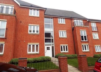 Thumbnail 2 bedroom flat to rent in Ardgowan Grove, Wolverhampton