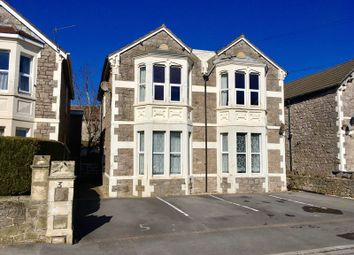 Thumbnail 1 bed flat to rent in Beaufort Road, Weston-Super-Mare