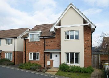 Thumbnail 4 bed detached house for sale in Bargroves Avenue, St. Neots