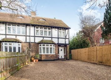 Thumbnail 4 bed property to rent in More Lane, Esher