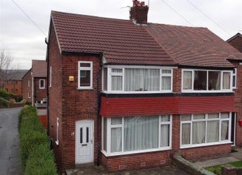 Thumbnail 3 bed terraced house to rent in Featherbank Mount, Horsforth, Leeds