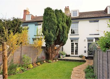 Thumbnail 4 bed terraced house for sale in Ferrol Road, Gosport