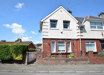 Thumbnail 3 bed semi-detached house for sale in Coldbrook Road East, Barry