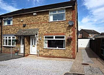 Thumbnail 3 bed semi-detached house for sale in Brackley Close, Hull