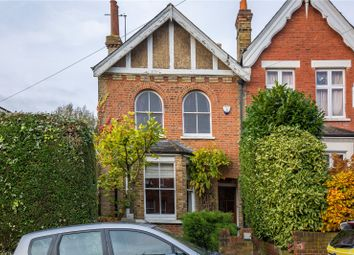 Thumbnail 3 bed semi-detached house for sale in Hadley Road, New Barnet, Hertfordshire