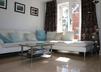 Thumbnail 2 bed flat for sale in Convent Close, Maybury, Woking