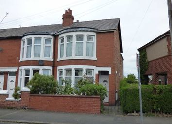 Thumbnail 3 bed end terrace house for sale in Gainsborough Road, Crewe