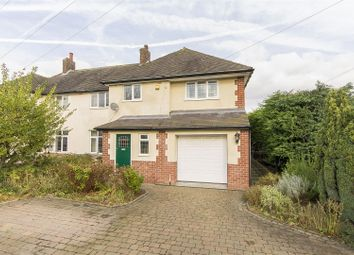 4 bed semi-detached house for sale in Burgess Close, Hasland, Chesterfield S41