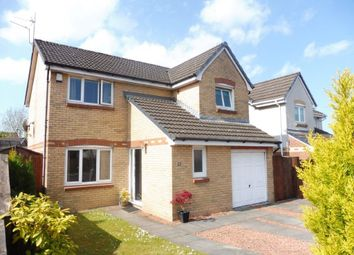 Thumbnail 4 bed detached house for sale in Briarcroft Place, Robroyston, Glasgow