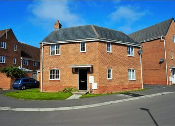 Thumbnail 3 bedroom detached house for sale in Elver Close, Swindon