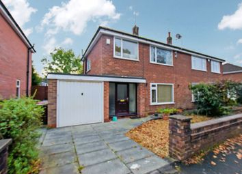 3 bed semi-detached house for sale in Hazelhurst Road, Worsley, Manchester M28