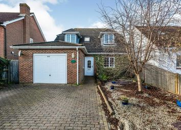 Thumbnail 4 bed detached house for sale in Locks Heath, Hampshire, England