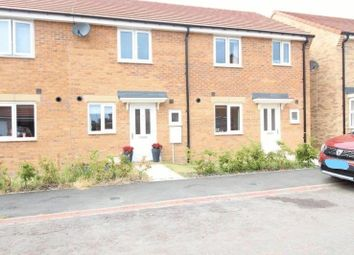 Thumbnail 2 bed terraced house for sale in Glen Grove, Blyth