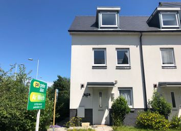 Thumbnail 3 bed terraced house for sale in Minotaur Way, Copper Quarter, Swansea