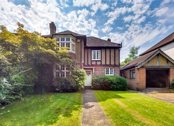 Thumbnail 3 bed detached house for sale in Crestway, Putney, London