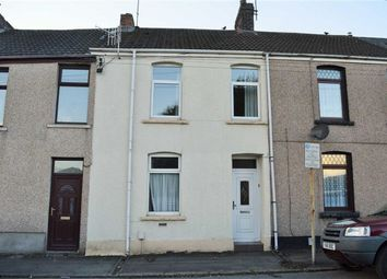 Thumbnail 3 bed terraced house for sale in Cecil Road, Swansea