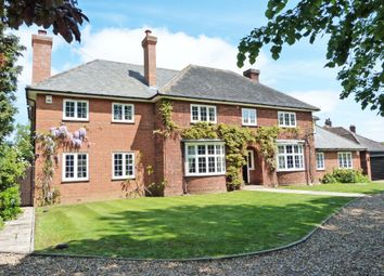 Thumbnail 5 bed detached house to rent in Ampthill Road, Silsoe, Bedford, Bedfordshire