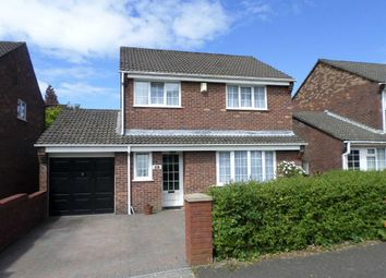 Thumbnail 4 bed detached house for sale in Sketty Park Road, Swansea