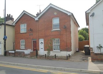 Thumbnail 2 bed semi-detached house to rent in Mile End Road, Colchester