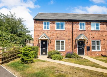 Thumbnail 3 bed end terrace house for sale in Dairy Grove, Tarporley