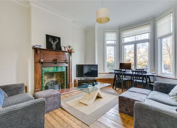 Thumbnail 3 bed flat to rent in Clapham Common West Side, London