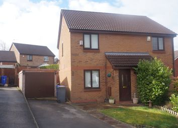 Thumbnail 2 bed semi-detached house for sale in Berryfield Grove, Stoke-On-Trent