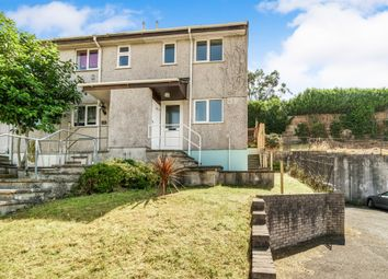 Thumbnail 2 bed end terrace house for sale in Wensum Close, Plympton, Plymouth