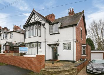 Thumbnail 4 bed detached house for sale in Alexandra Road, Penn, Wolverhampton