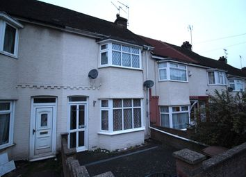 Thumbnail 3 bed terraced house for sale in St. Leonards Avenue, Chatham